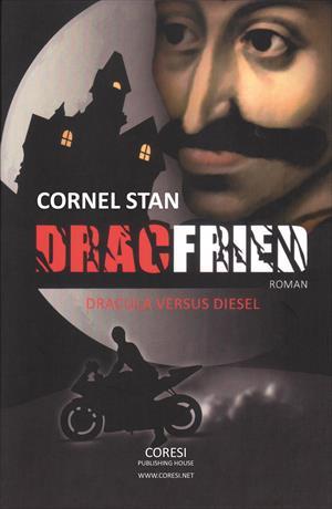 Dracfried: Dracula versus Diesel. Roman