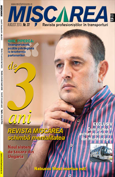 Revista Miscarea nr.37